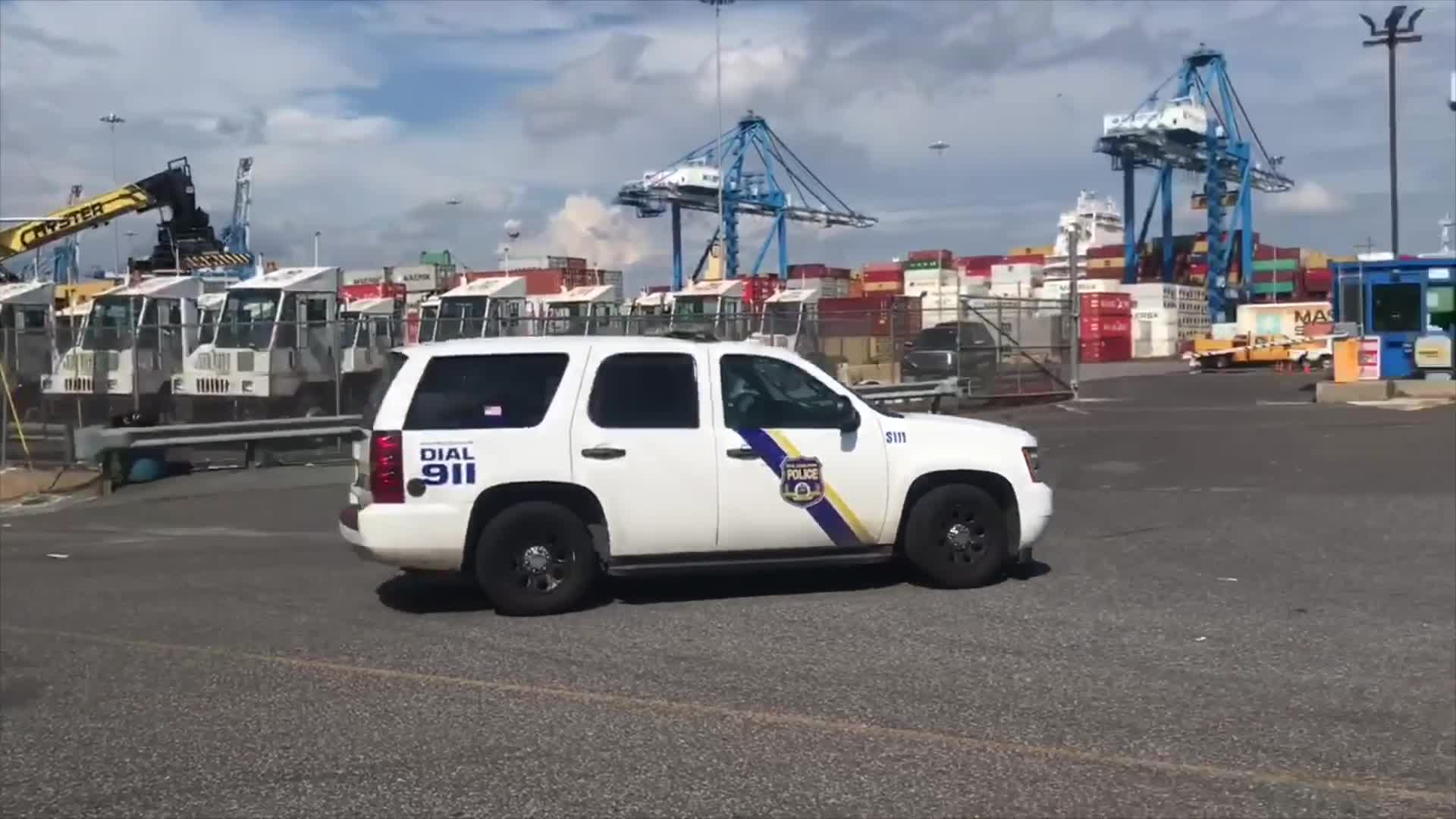 Two charged in 16-ton, $1B Philly port cocaine bust, 'one of largest