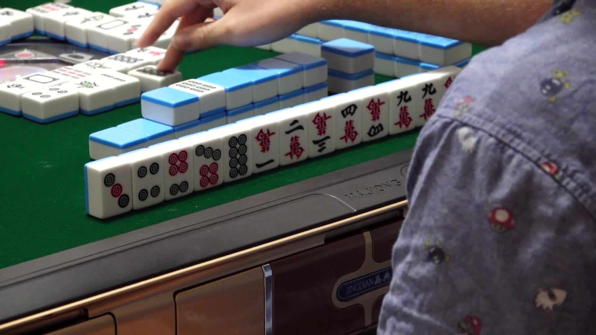 Philly's mahjong club brings a time-honored game to bottle shops